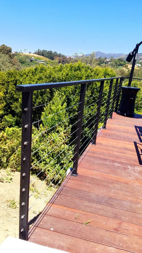 Cable Railing In Malibu Yelp
