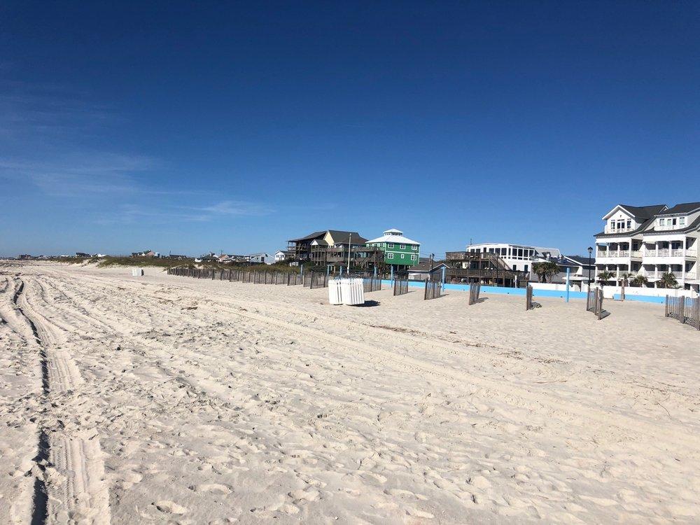 Atlantic Beach Boardwalk: The Cir, Atlantic Beach, NC