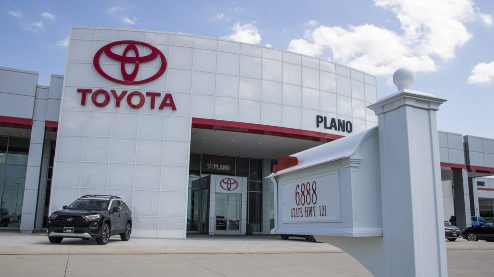 Toyota Of Plano >> Toyota Of Plano 40 Photos 291 Reviews Car Dealers
