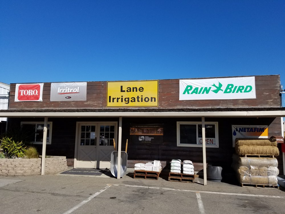 Lane Irrigation: 70 Cristich Ln, Campbell, CA