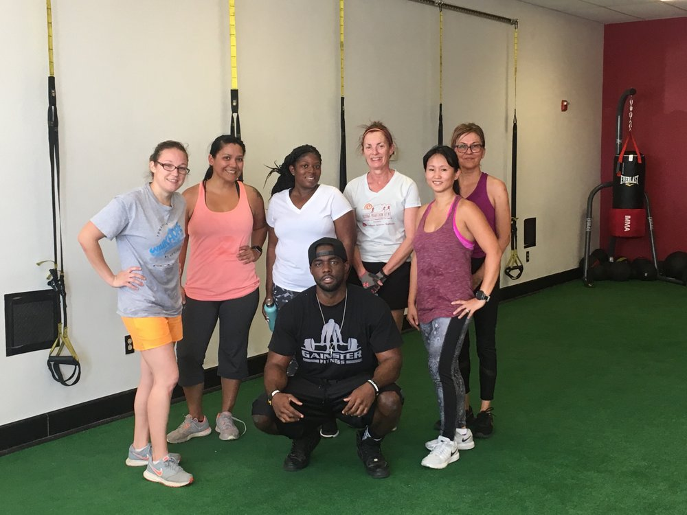 Gainster Fitness - Personal Training & Boot Camps