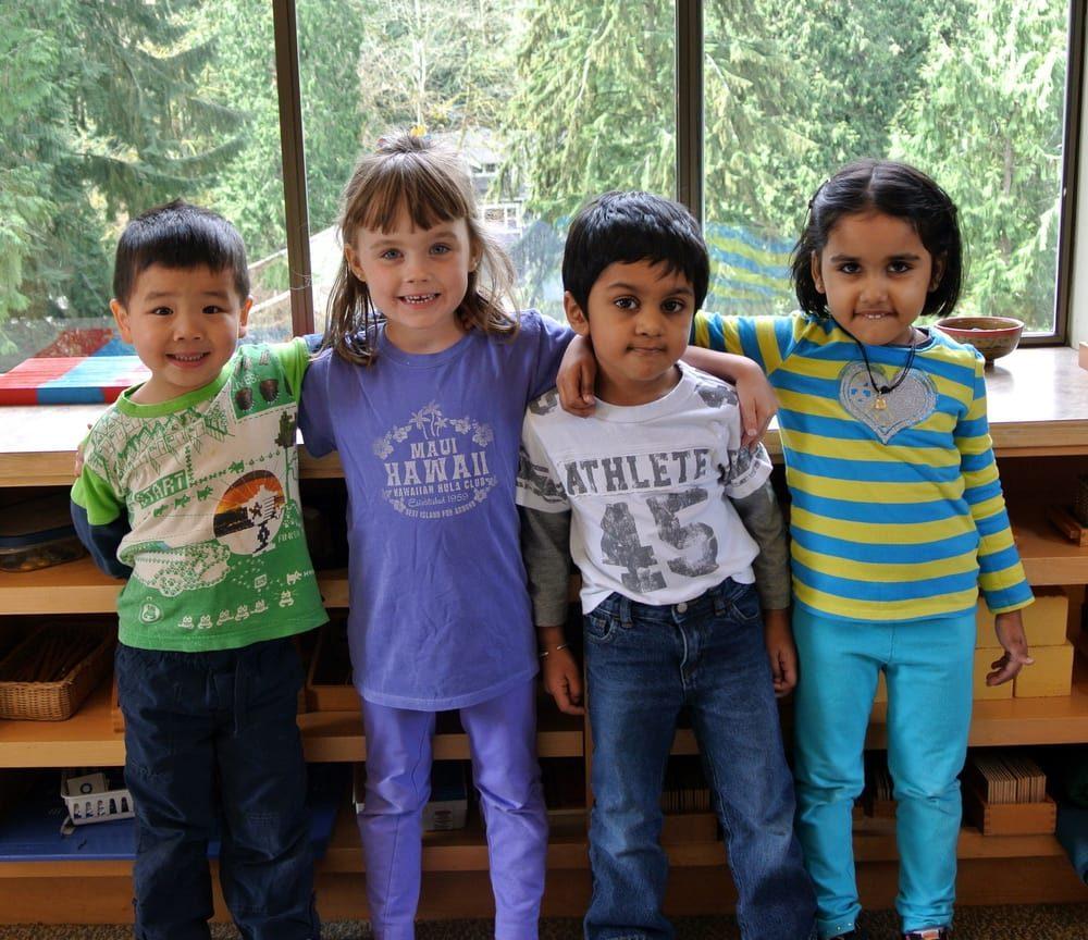 Bellevue Montessori School, Rossano Elementary Campus | 11033 NE 24th St, Bellevue, WA, 98004 | +1 (425) 454-7439