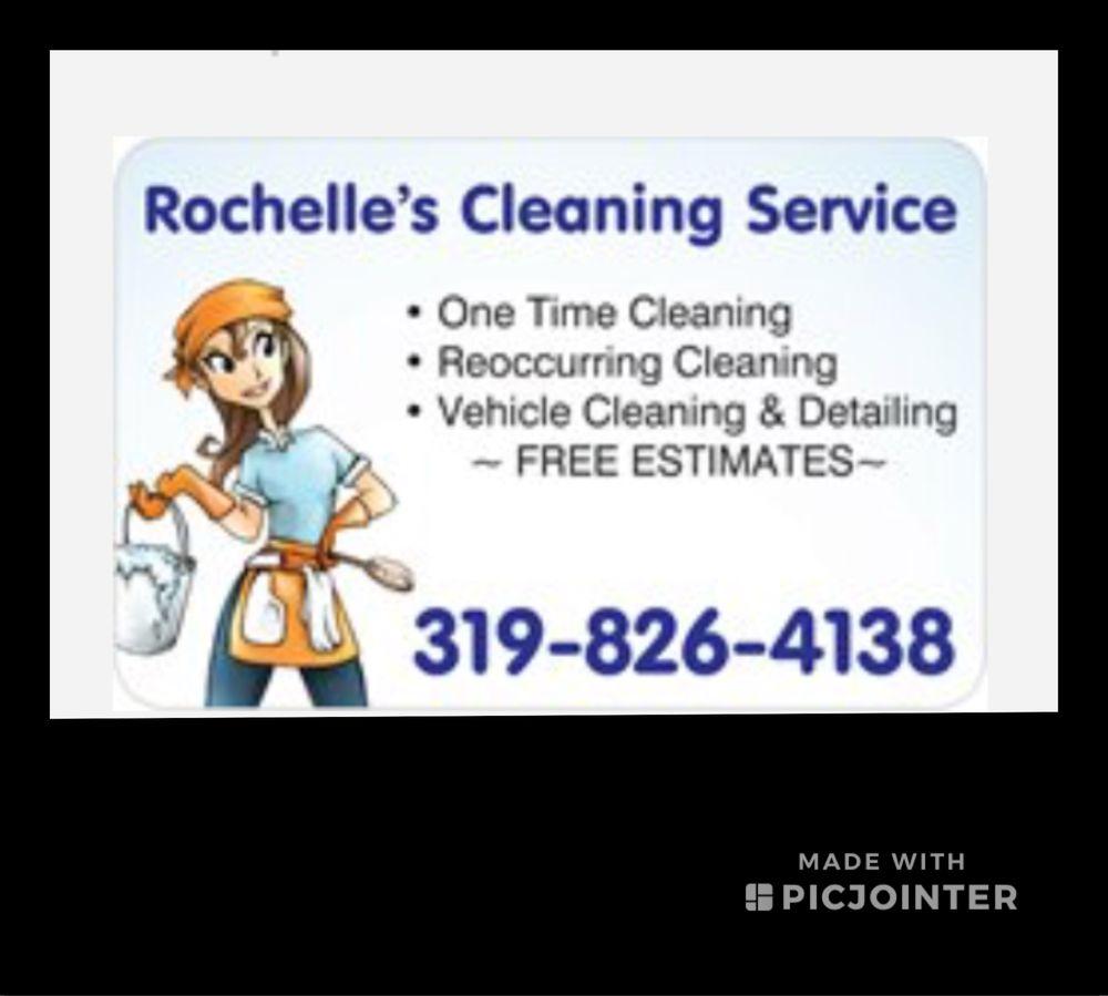 Rochelle's Cleaning Services: Cedar Rapids, IA