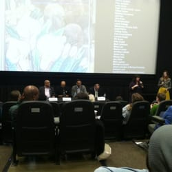 Film Streams' Ruth Sokolof Theater - Omaha, NE, United States. Panelists for MyBrooklyn