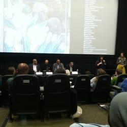 Film Streams' Ruth Sokolof Theater - Omaha, NE, United States. Panelists for MyBrooklyn