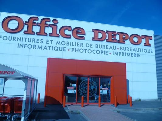 office depot quipement pour le bureau parc commercial de thillois thillois marne num ro. Black Bedroom Furniture Sets. Home Design Ideas