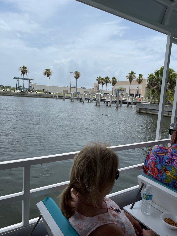 Space Coast River Tours: 2550 North Banana River Dr, Merritt Island, FL