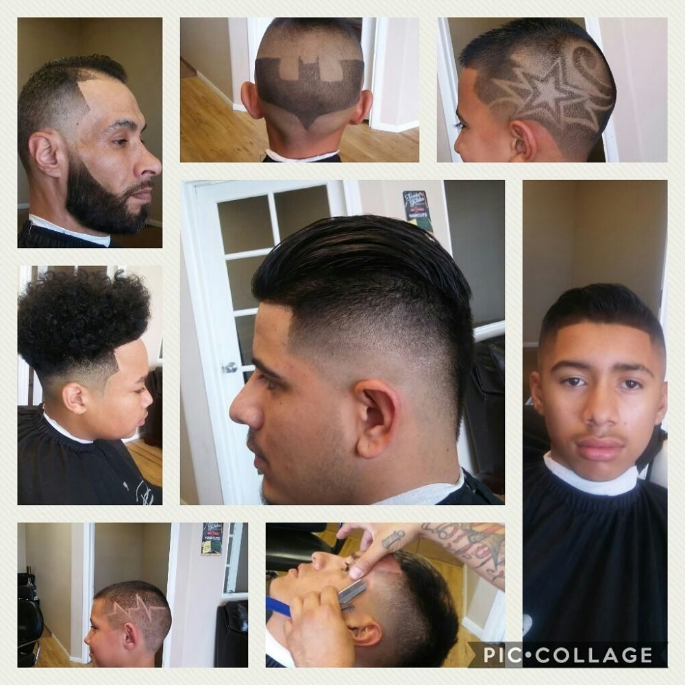 Shaves and Fades barbershop: 7710 Menaul Blvd Ne, Albuquerque, NM