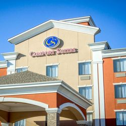 Photo Of Comfort Suites Sanford Nc United States