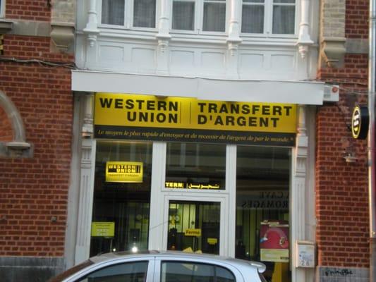 Western union crédit banques rue léon gambetta wazemmes