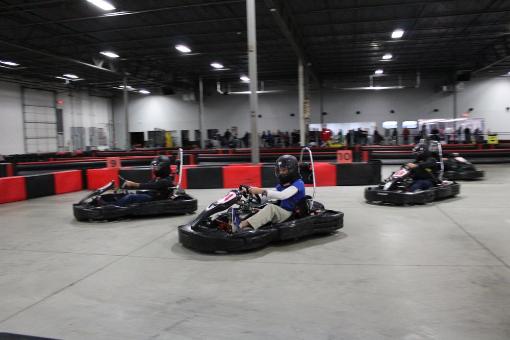 Photo of Full Throttle Indoor Karting & Axe Throwing: Florence, KY
