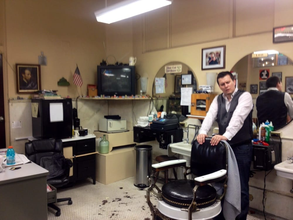 Barber Shop Closest To Me : Union Station Barber Shop - Barbers - 321 Main St, Utica, NY - Phone ...