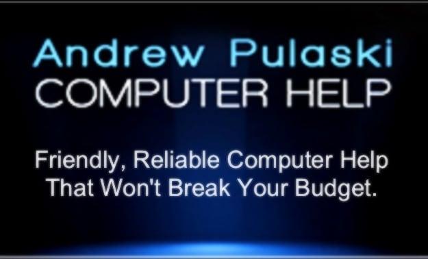 Andrew Pulaski Computer Help: 346 Aspen St, Middletown, PA