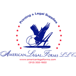 American Legal Forms Office Equipment N Th St Downers - American legal forms