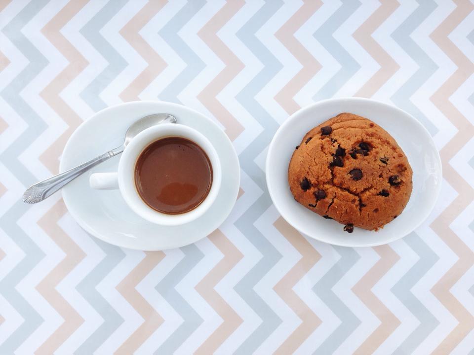 Cafe Con Leche Menu Santa Ana