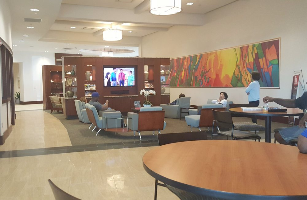 Jim Hudson Lexus >> Customer Lounge Wait Area Yelp