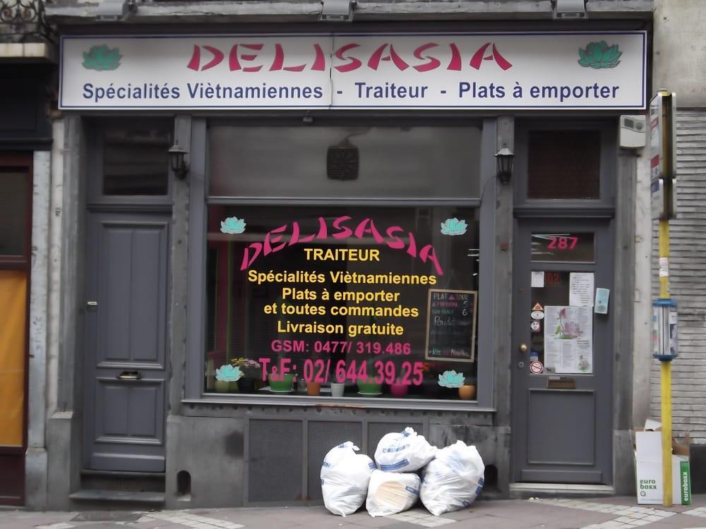 Delisasia cucina vietnamita chauss e d 39 ixelles 287 - Garage chaussee de bruxelles dampremy ...