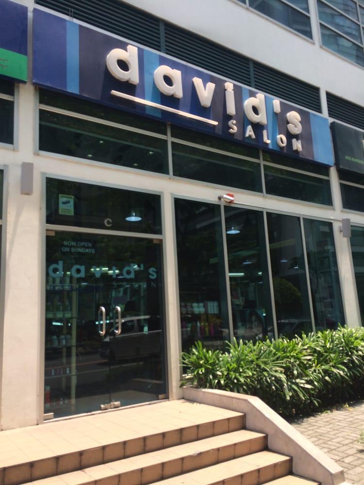 David s salon hair salons 2nd avenue taguig city for 2nd avenue salon