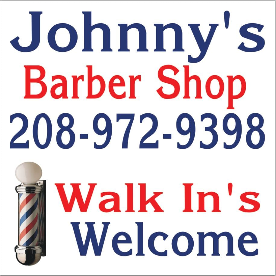 Johnny's Barber Shop: 303 S Main St, Cascade, ID