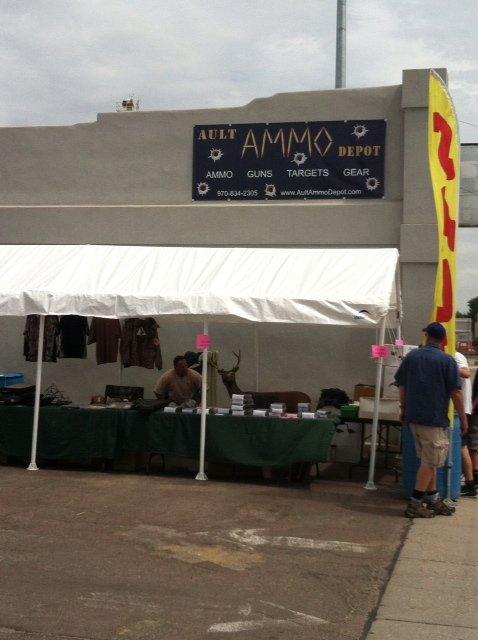 Ault Ammo Depot: 225 1st St, Ault, CO