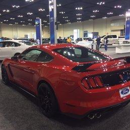 Photos For Memphis International Auto Show Yelp - Mustangs of memphis car show
