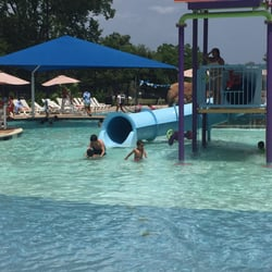 Photo Of Bellaire Town Square Family Aquatic Center Tx United States