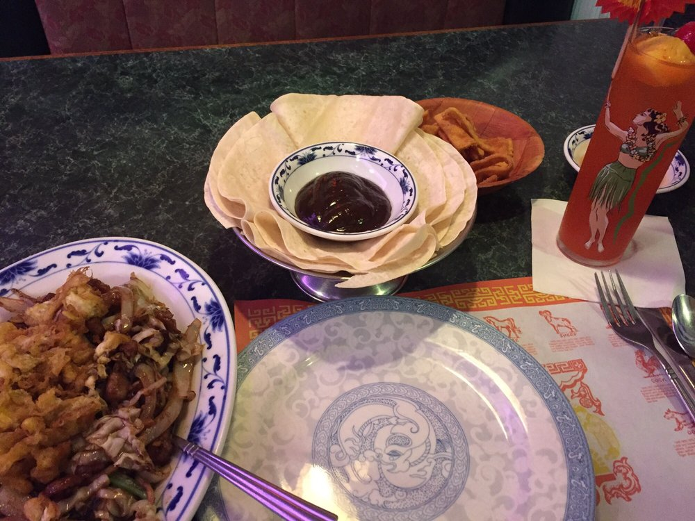 Food from Hing Ta