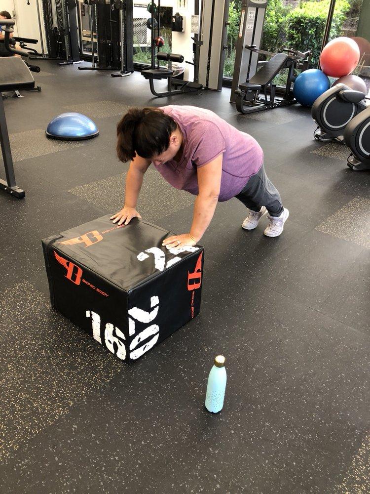 Anuyu Fitness: 12001 Sunrise Valley Dr., Reston, VA
