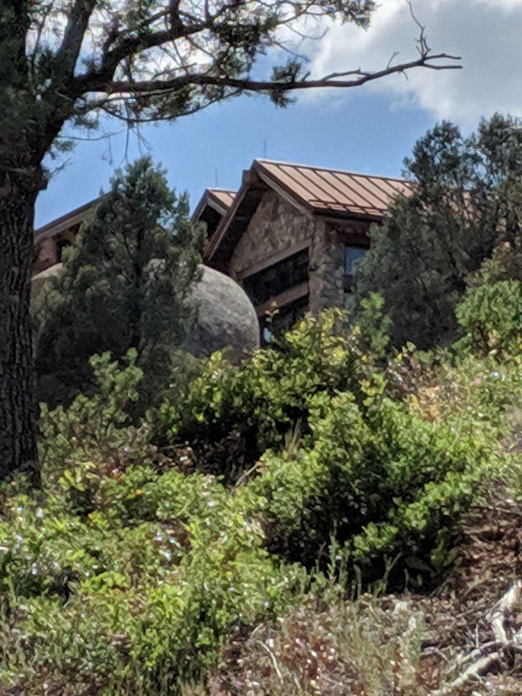 Monument Peak Trailhead: E Granite Dells Rd, Payson, AZ