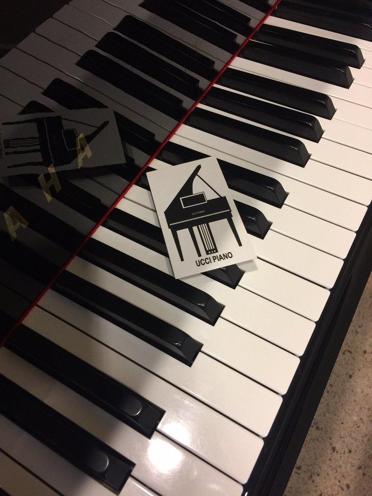 Ucci Piano Service