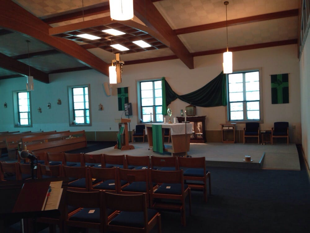 St Mary On the Lake: 450 Manitou Rd, Manitou Beach, MI