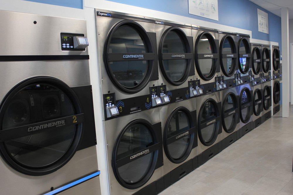 Soak Laundry Center: 2259 Dorchester Ave, Boston, MA