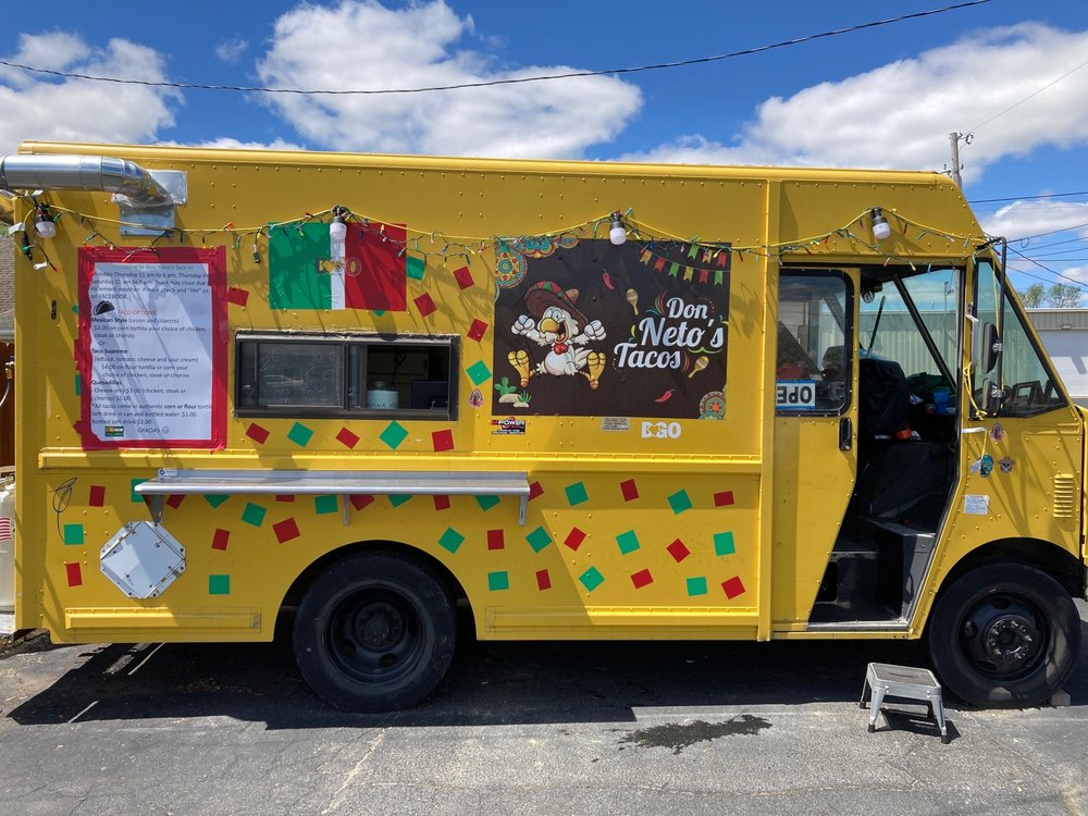 Don Neto's Tacos: 107 W National Rd, Englewood, OH
