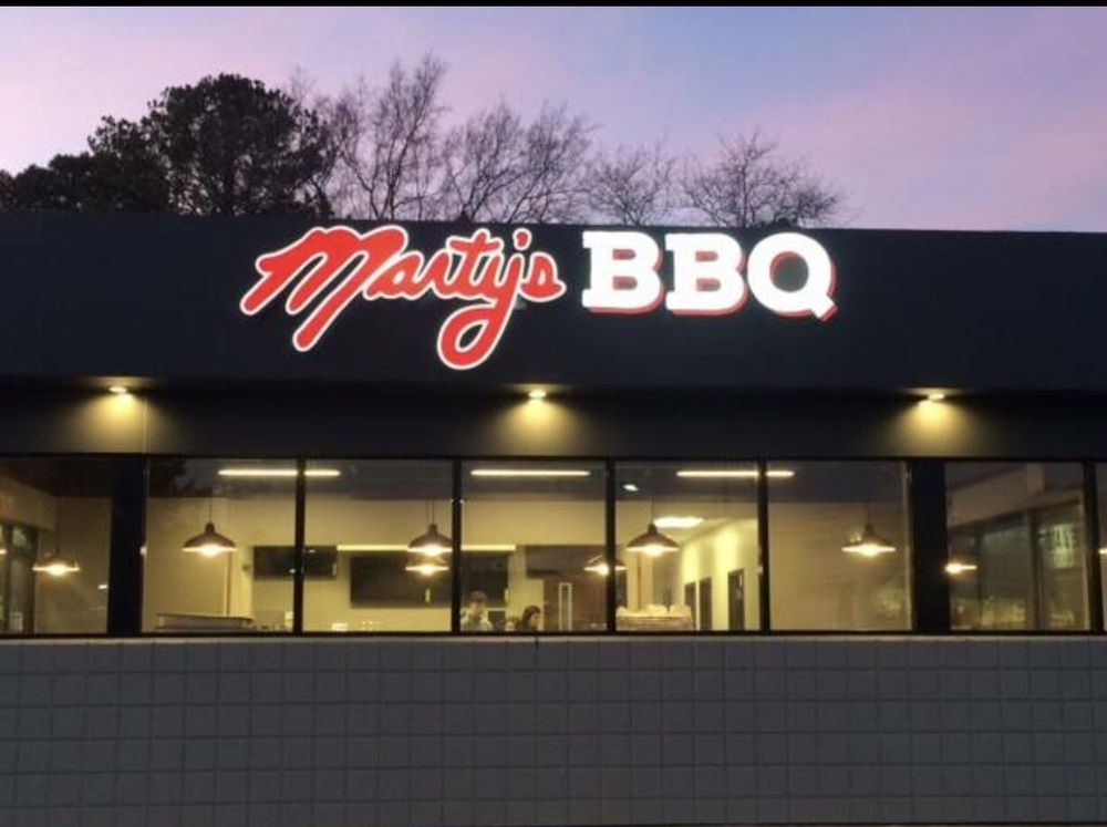 Marty's BBQ - 28 Photos & 61 Reviews - Barbeque - 2643 Ward