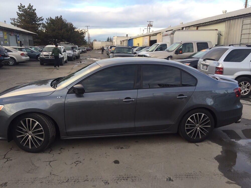 Window Tinting Sacramento >> 2016 VW JETTA - Yelp