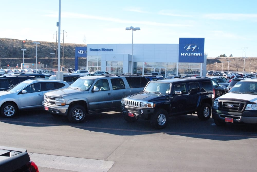 bronco motors now has two hyundai locations to serve you