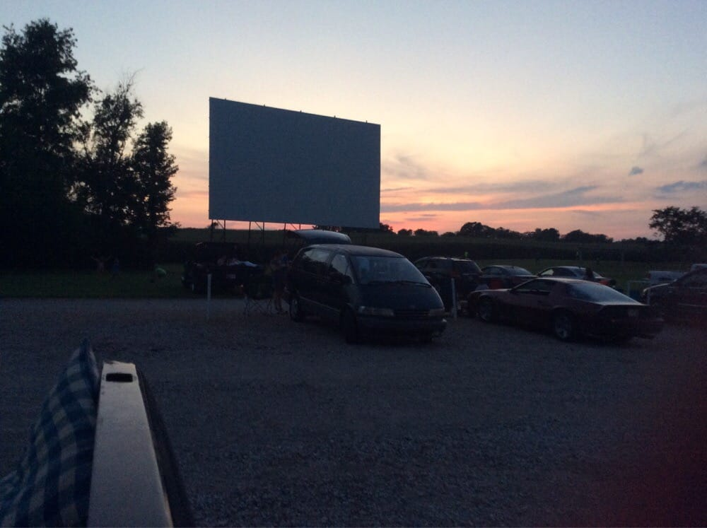Holiday Drive-In Theatre: Highway 37 S, Mitchell, IN