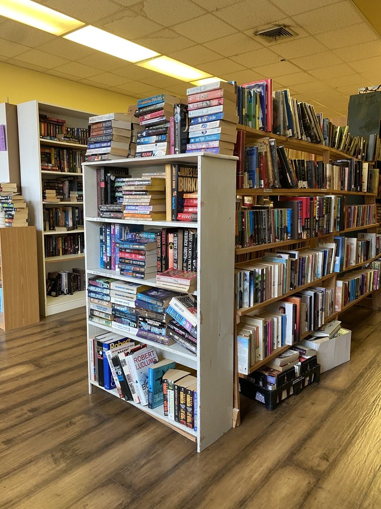 Bee Is For Books: 307 N Washington St, Beeville, TX