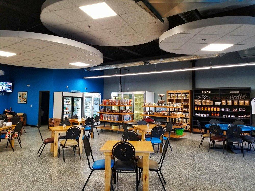 Cafe Hope: 120 N Beaumont Rd, Prairie du Chien, WI