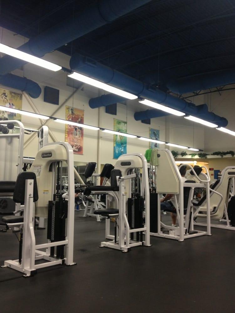 Boeing Long Beach Fitness