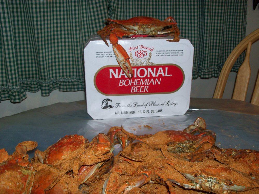 JR's Crabs & Seafood