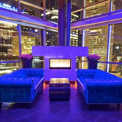 Elegant Photo Of ROOF On TheWit   Chicago, IL, United States. ROOF Living Room