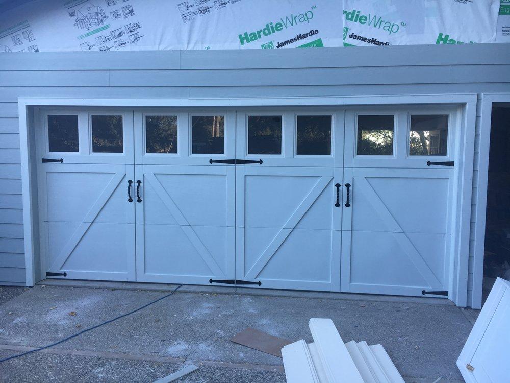 Photos for cj 39 s garage door repair yelp for Garage door repair roseville
