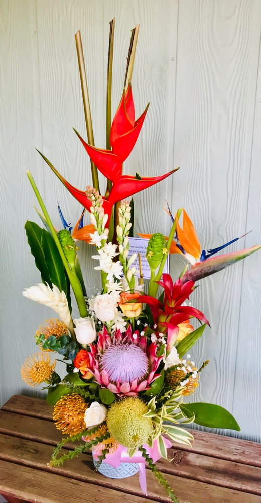 Pukalani Floral: Makawao, HI