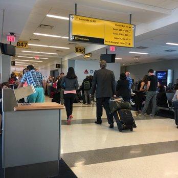 Photo Of Jfk Airport Terminal 4 Jamaica Ny United States