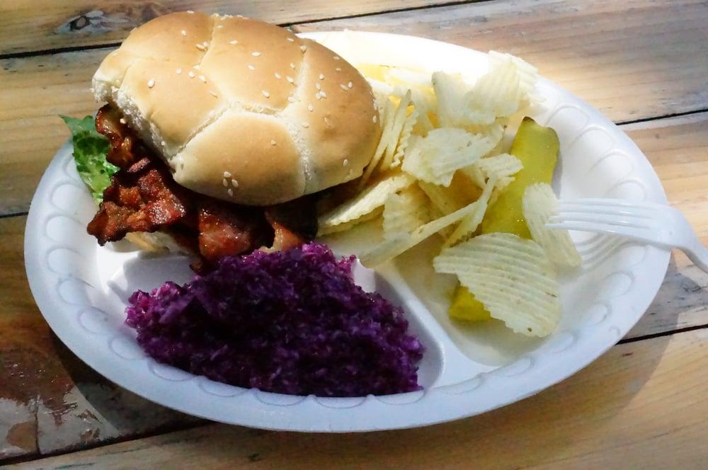 Purple Onion Cafe: Mogollon, NM