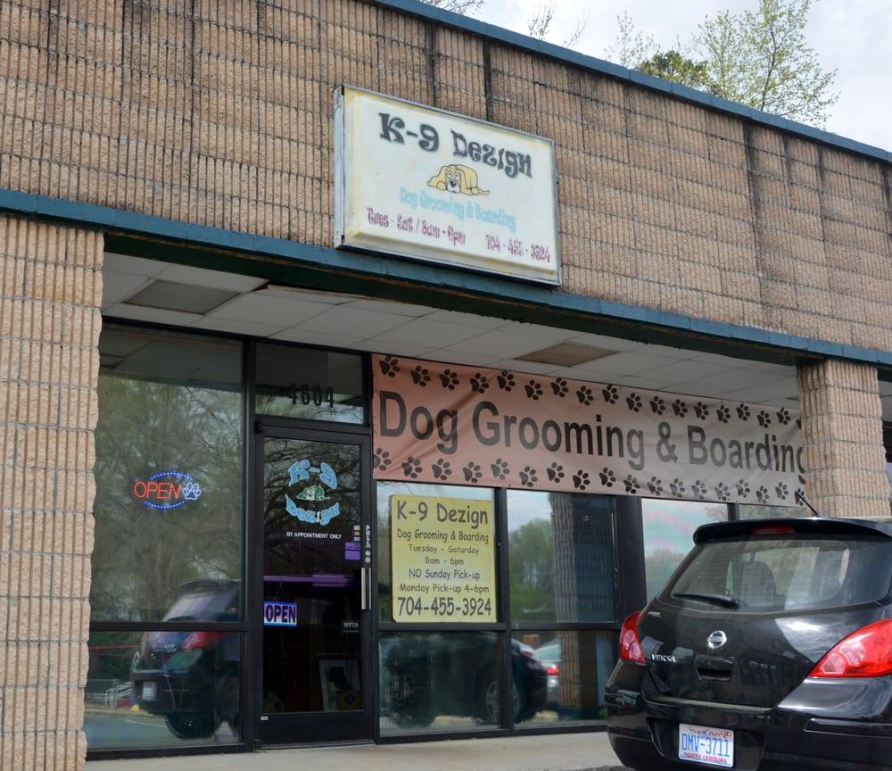Dog Grooming Harrisburg Nc
