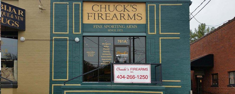 Chuck's Firearms: 761 Miami Cir NE, Atlanta, GA