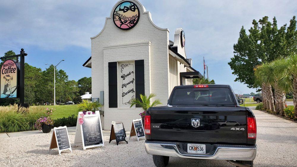 Beach Girl Coffee: 3500 Gulf Shores Pkwy, Gulf Shores, AL
