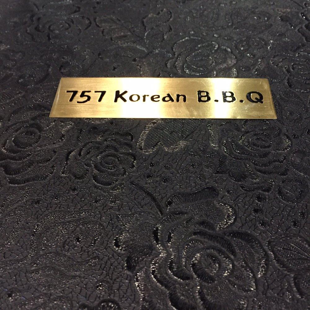 Korean Bbq Va Beach Menu